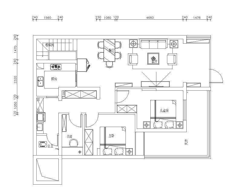 美的城25棟1-3一樓平麵布置圖.jpg